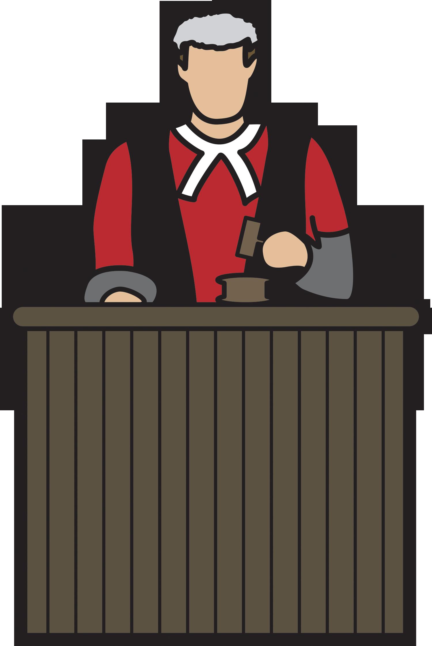 Free PNG Judge - 68603