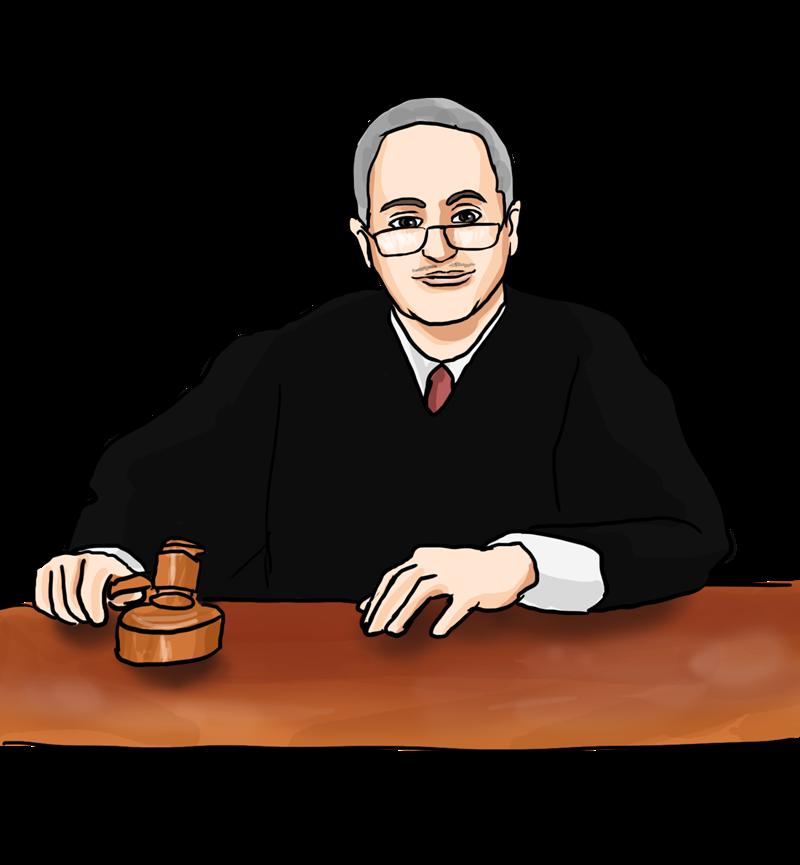 Free PNG Judge - 68605