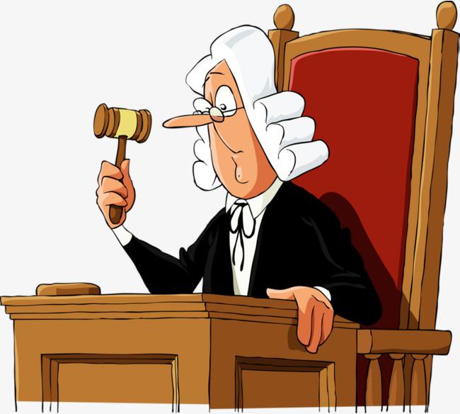 Free PNG Judge - 68607