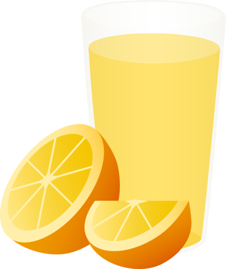 Juice Clipart - Free PNG Juice