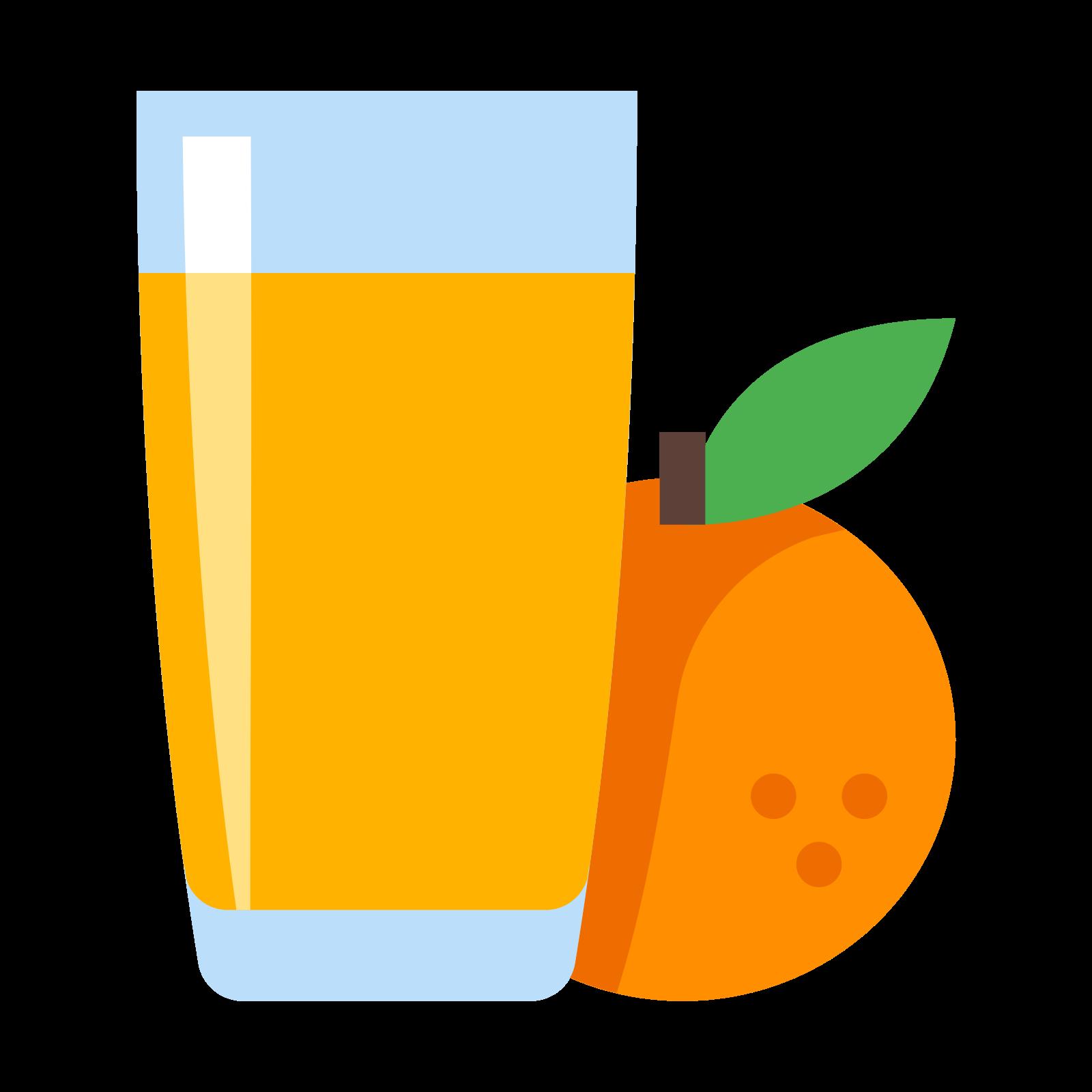 Orange Juice Icon. PNG 50 px - Free PNG Juice