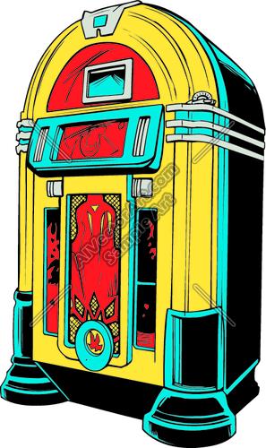 Free PNG Jukebox - 68505