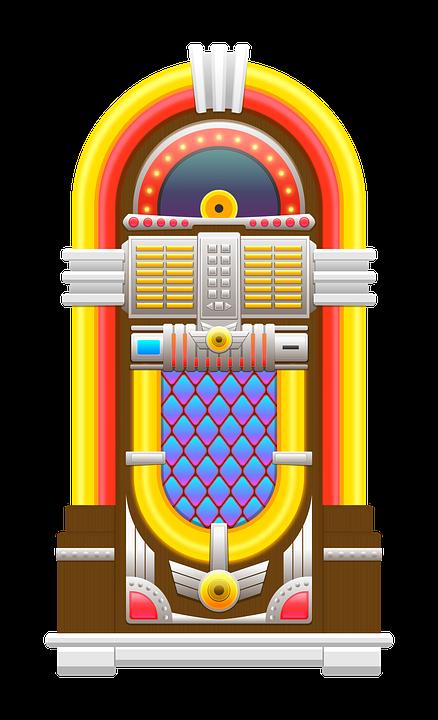 Free PNG Jukebox - 68509