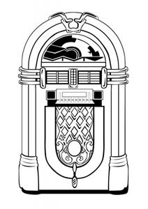 Free PNG Jukebox - 68511