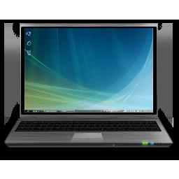 256x256 - Free PNG Laptop
