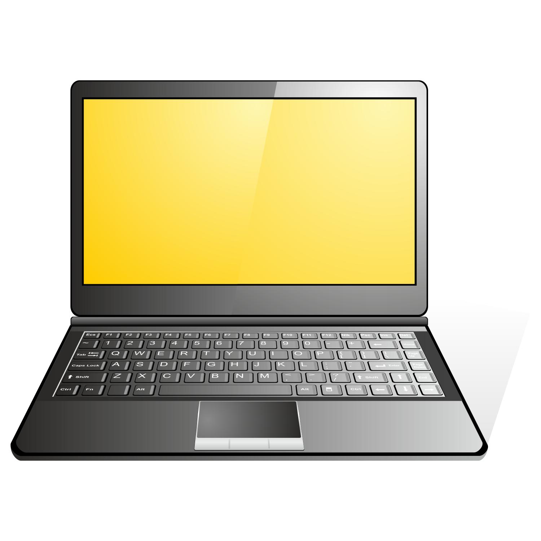Laptop Icon image #19514 - Free PNG Laptop