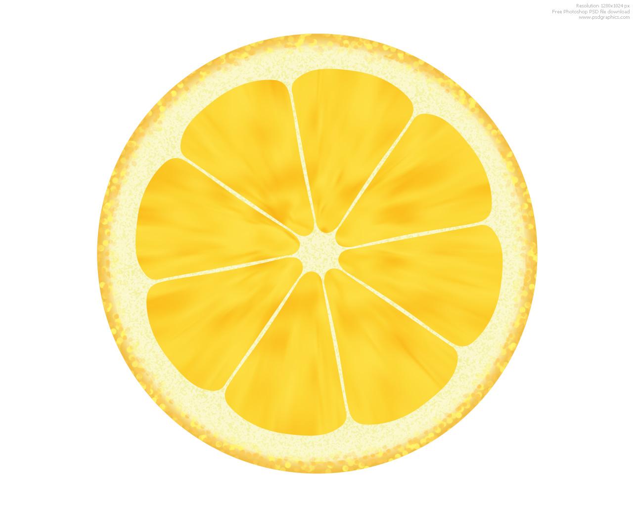 Lemon slice background - Free PNG Lemon Slice
