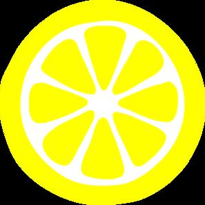 Lemon Slice Clip Art - Free PNG Lemon Slice