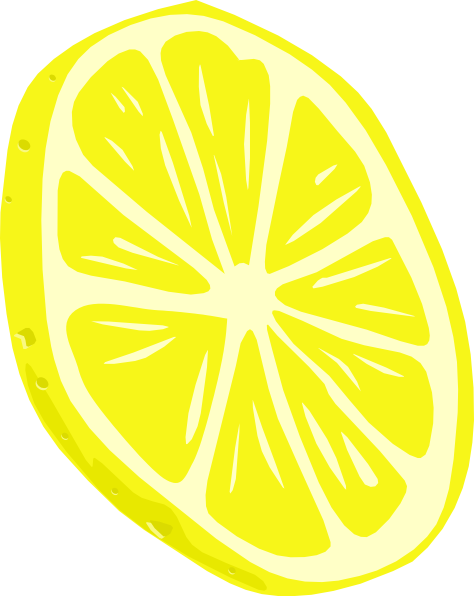 PNG: small · medium · large - Free PNG Lemon Slice