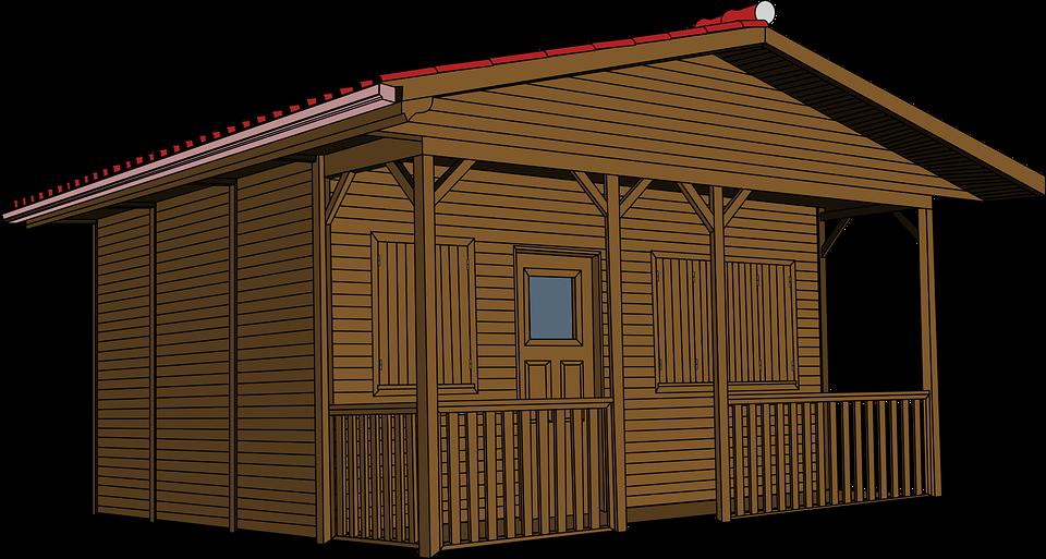 Free PNG Log Cabin Woods - 45214