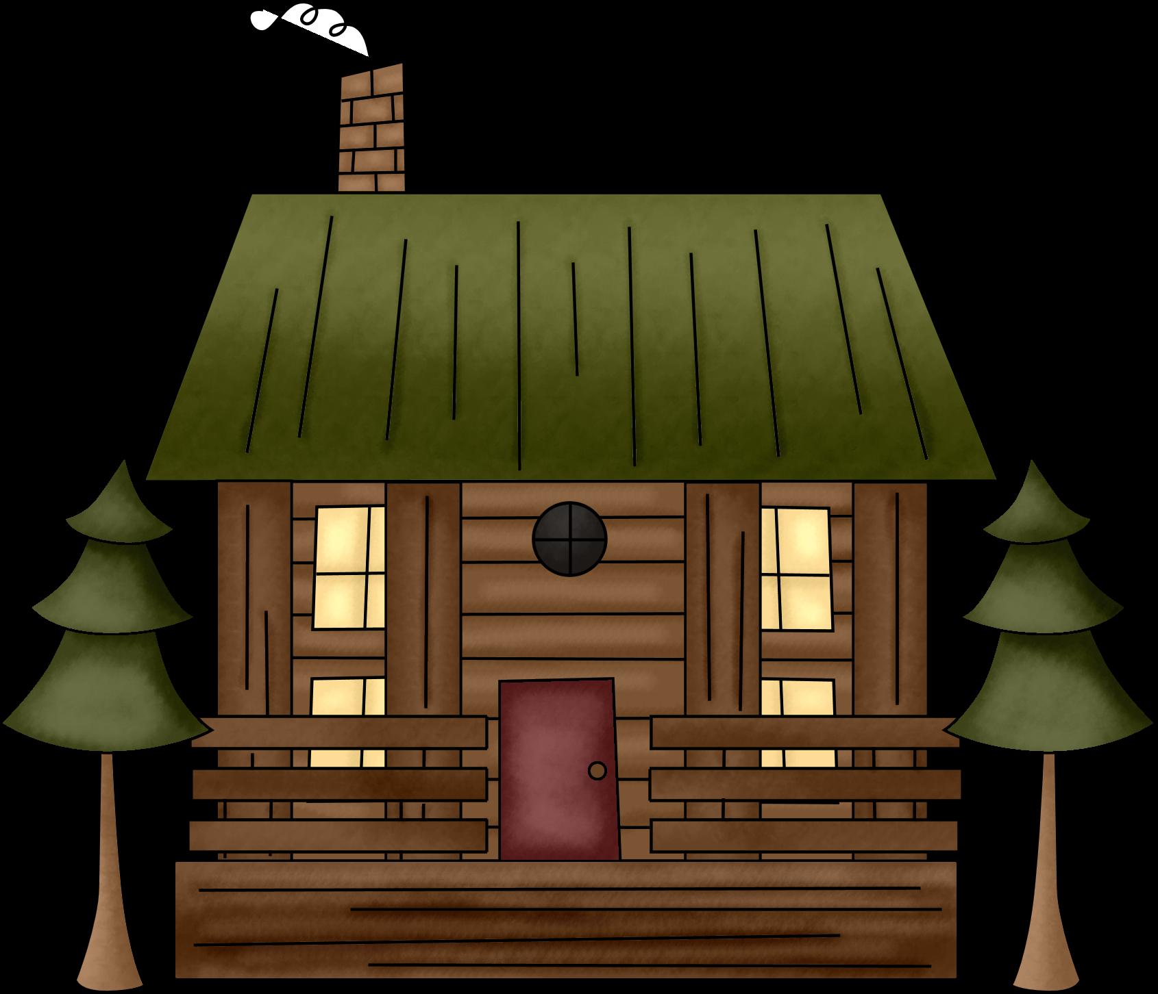 Free PNG Log Cabin Woods - 45209