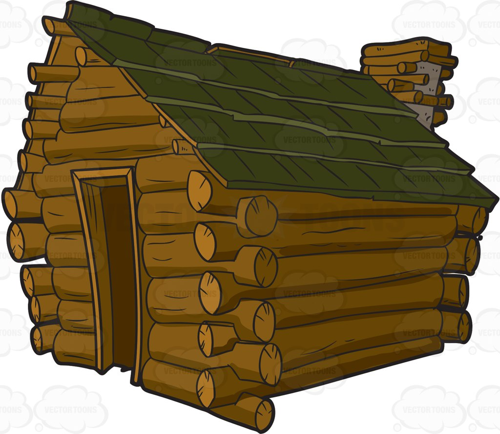 Free PNG Log Cabin Woods - 45217