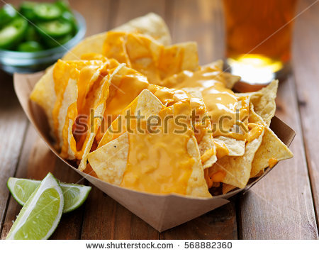 Free PNG Nachos And Cheese - 45346