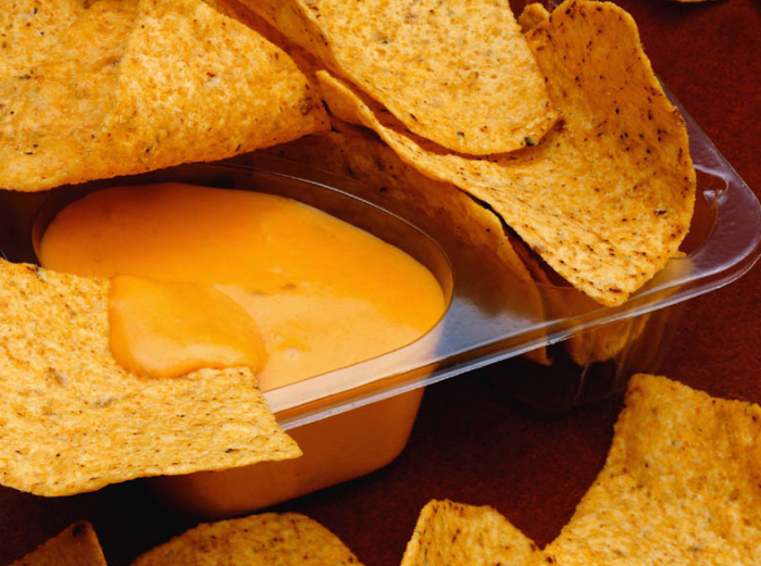 Free PNG Nachos And Cheese - 45345
