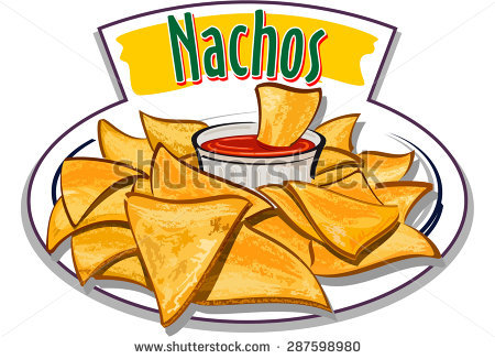 Free PNG Nachos And Cheese - 45354