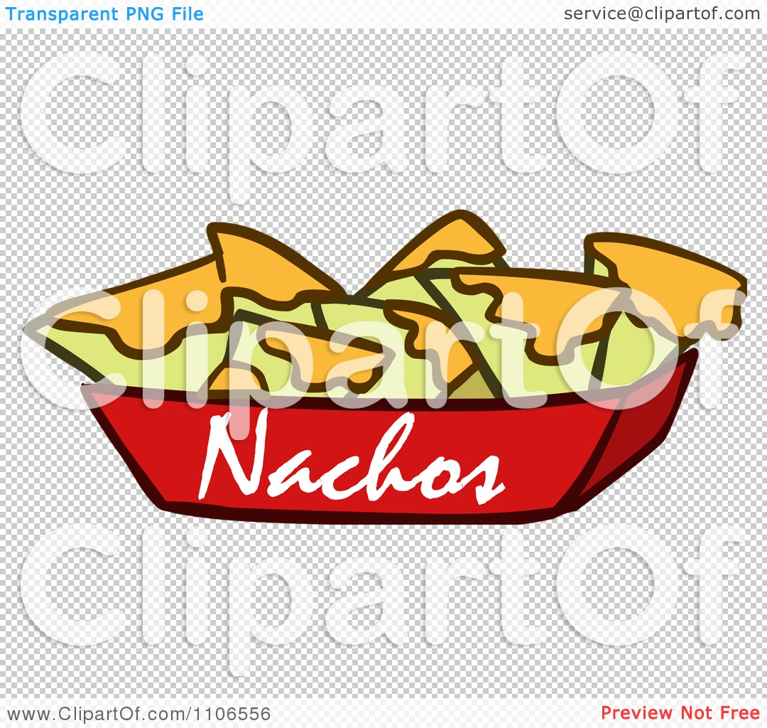Free PNG Nachos And Cheese - 45343