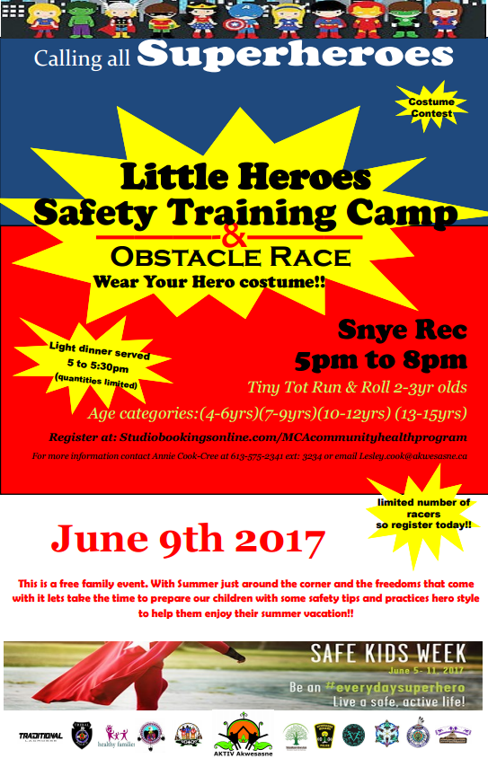 The event will take place on Friday, June 9th from 5-8 p.m. Help your child  learn some safety tips before summer vacation! - Free PNG Obstacle Course