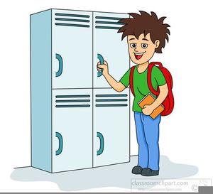 PNG Of School Locker