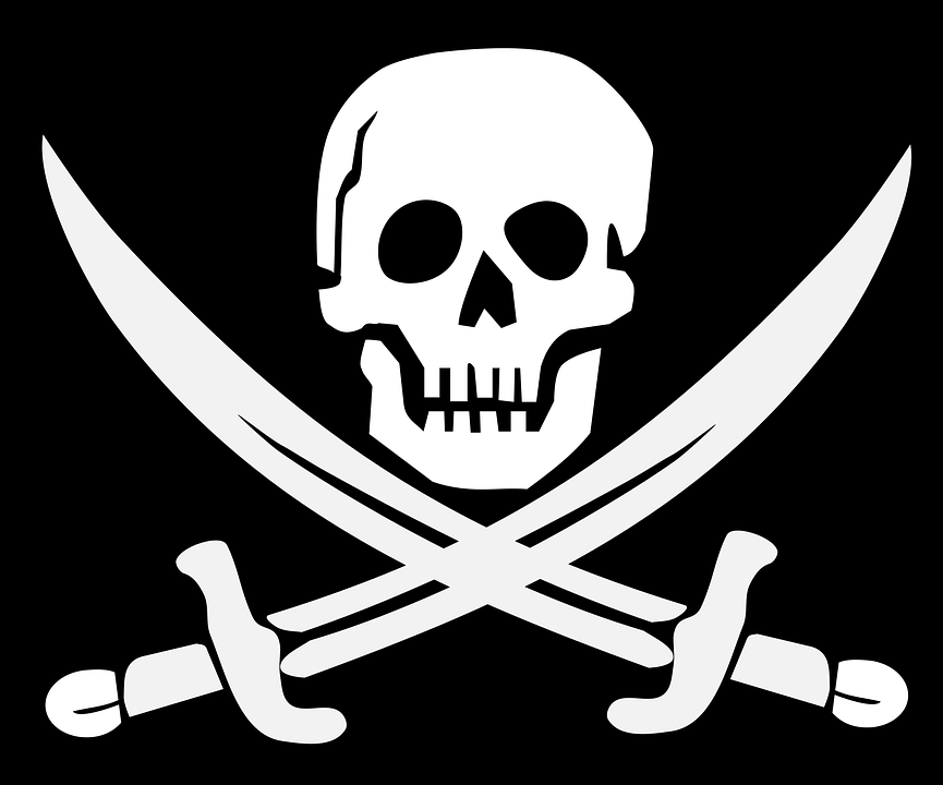 Free PNG Pirate Skull - 71396