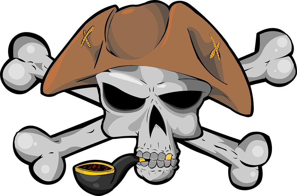 Free PNG Pirate Skull - 71394