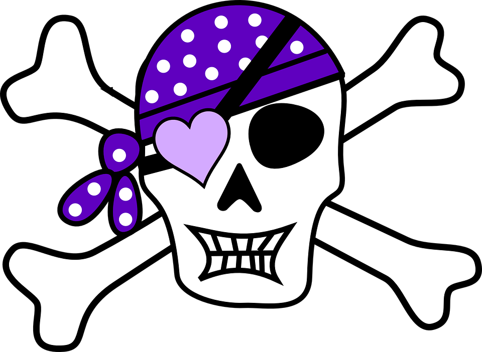 Free PNG Pirate Skull - 71400