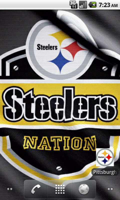 Pittsburgh Steelers Wallpapers HD Screenshot 3