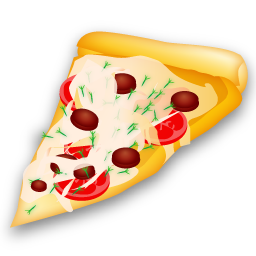 . PlusPng.com 256px PNG PlusPng.com  - Free PNG Pizza Slice
