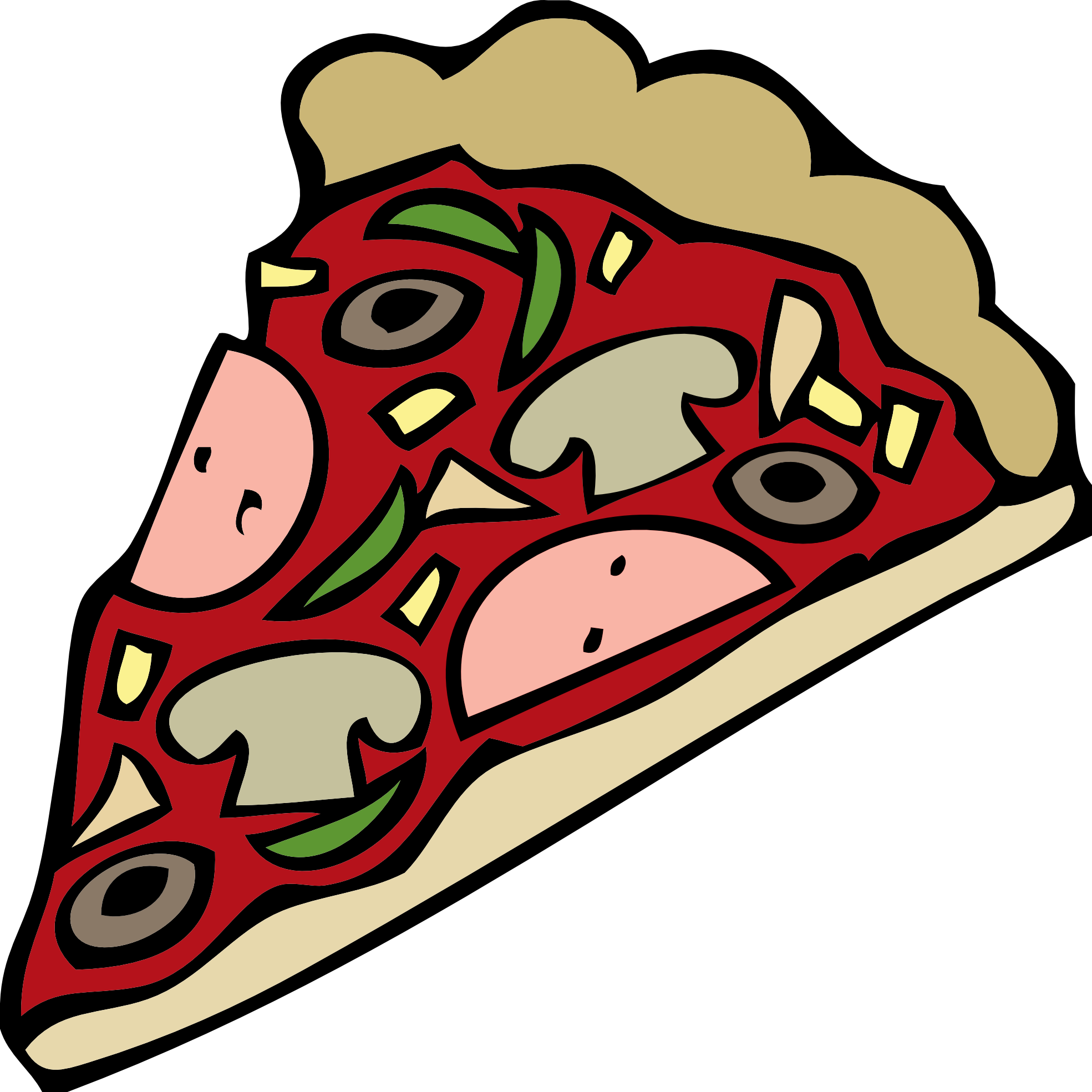 pizza slice PNG 249 - Free PNG Pizza Slice