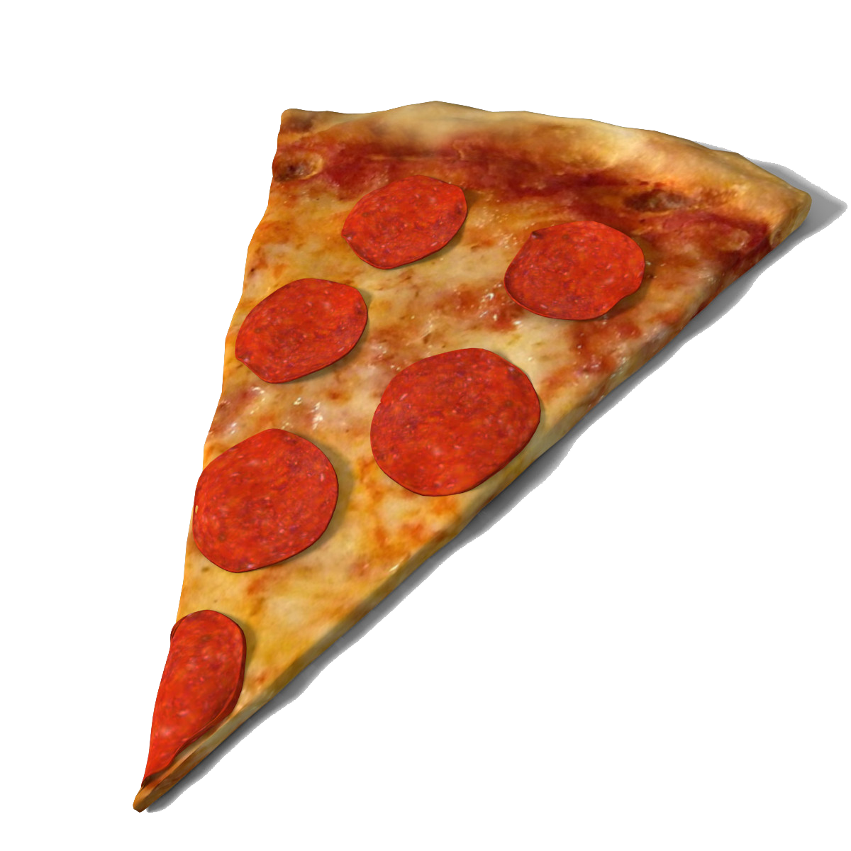 Free PNG Pizza Slice - 76981