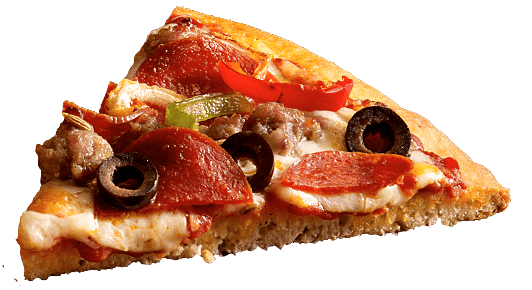 Pizza Slice PNG HD - Free PNG Pizza Slice