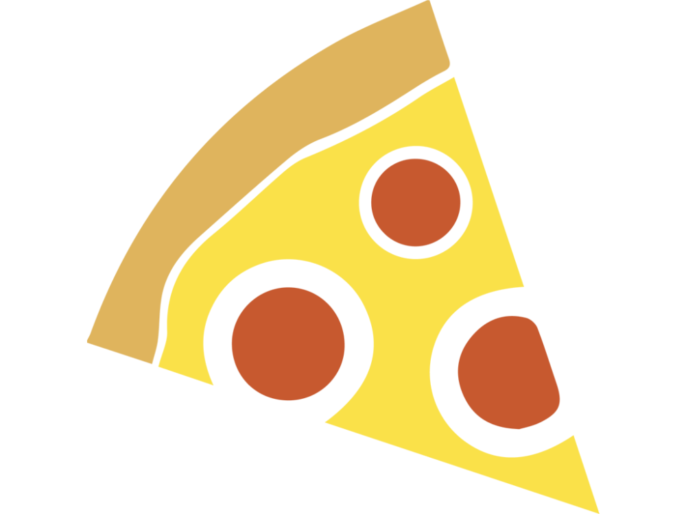 Pizza Slice Vector Icon - Free PNG Pizza Slice