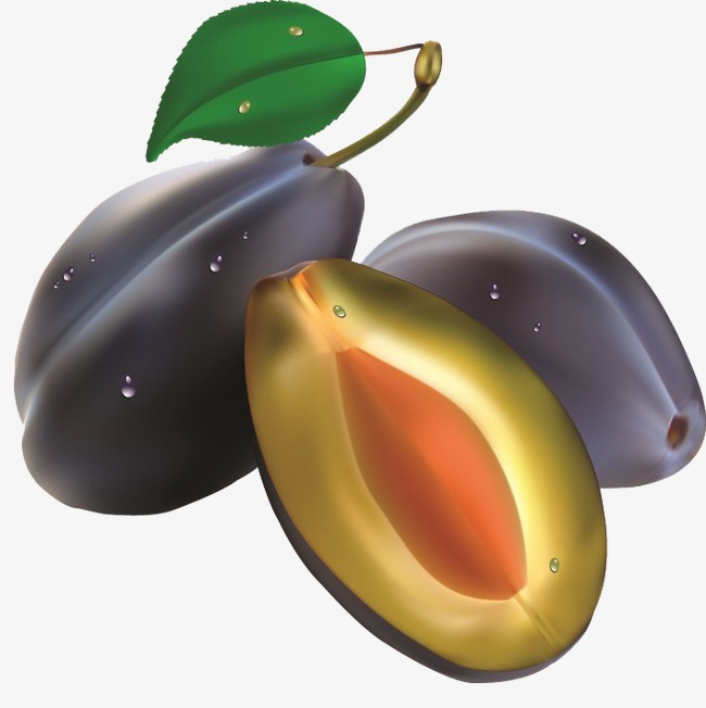 Free PNG Plums - 76694