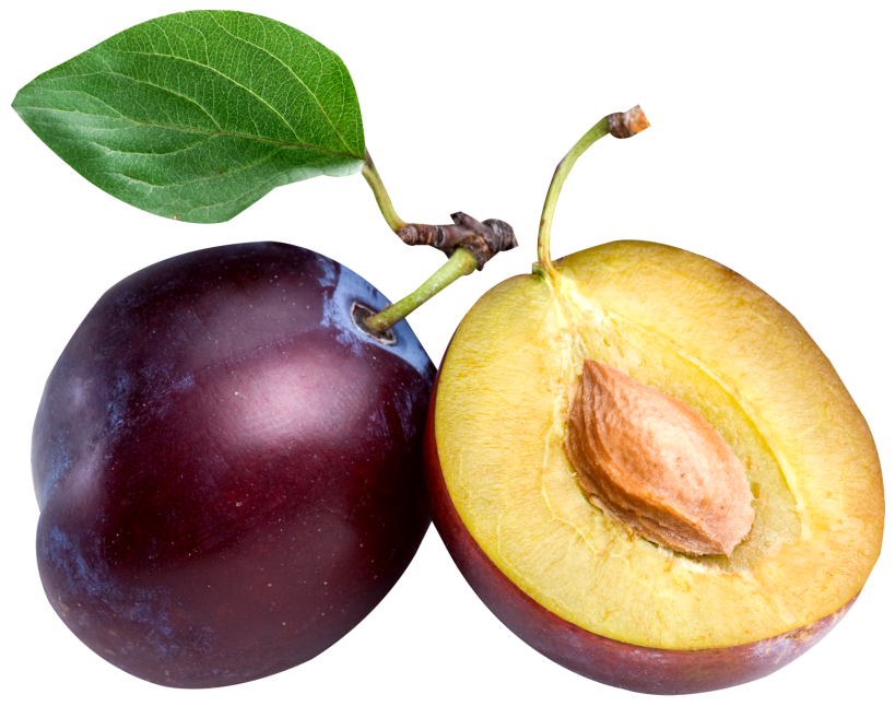 Large Plum PNG Clipart - Free PNG Plums