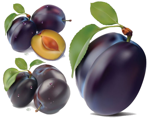 Free PNG Plums - 76685