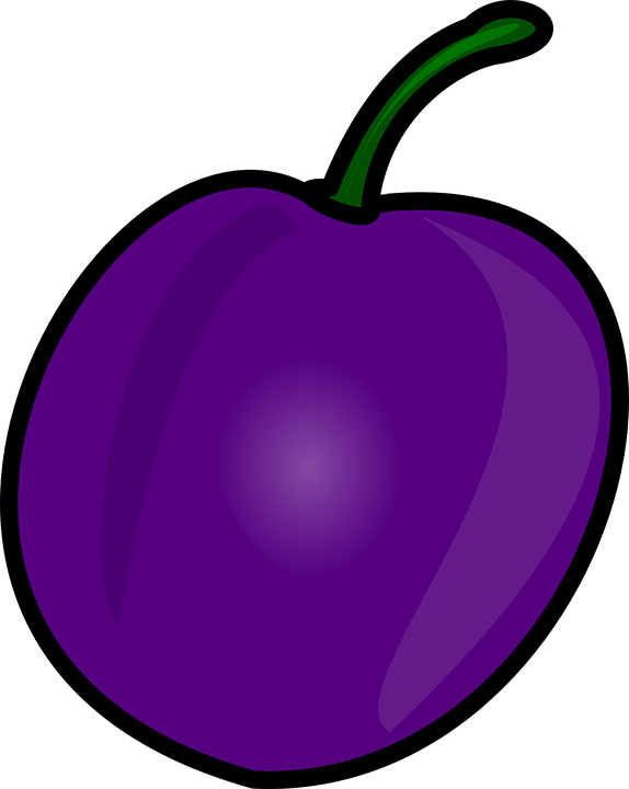 Free PNG Plums - 76693