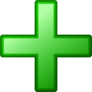 File:Plus sign.png - Free PNG Plus Sign