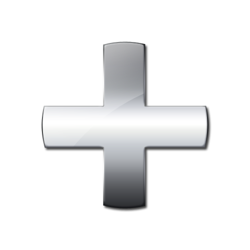 Plus Sign Icon #071076 - Free PNG Plus Sign