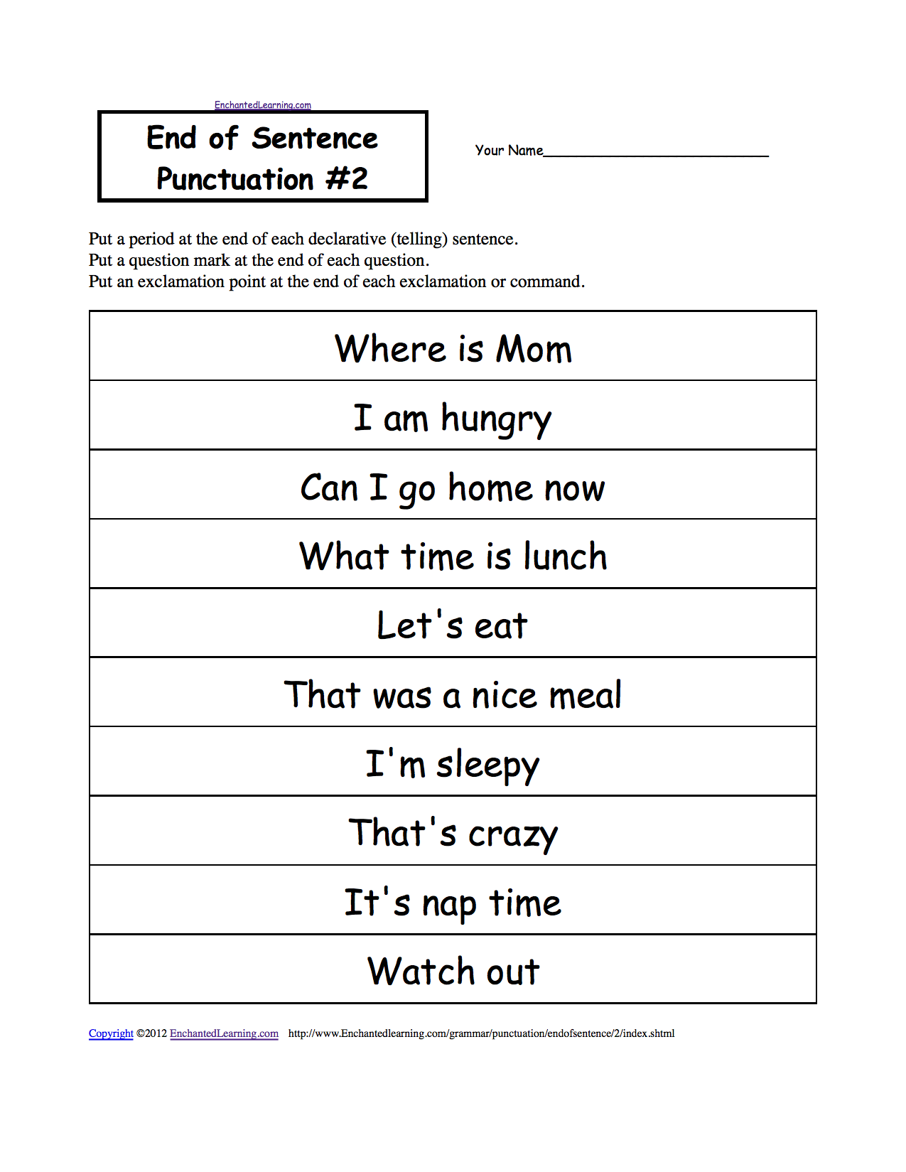Punctuate - Free PNG Punctuation Marks