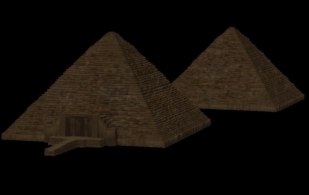 Pyramid 03 by Free-Stock-By-Wayne PlusPng.com  - Free PNG Pyramid