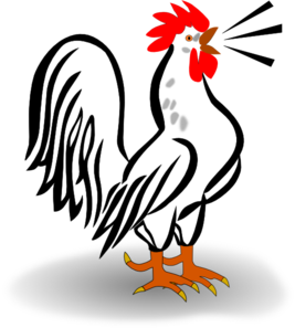 Rooster Clip Art - Free PNG Rooster