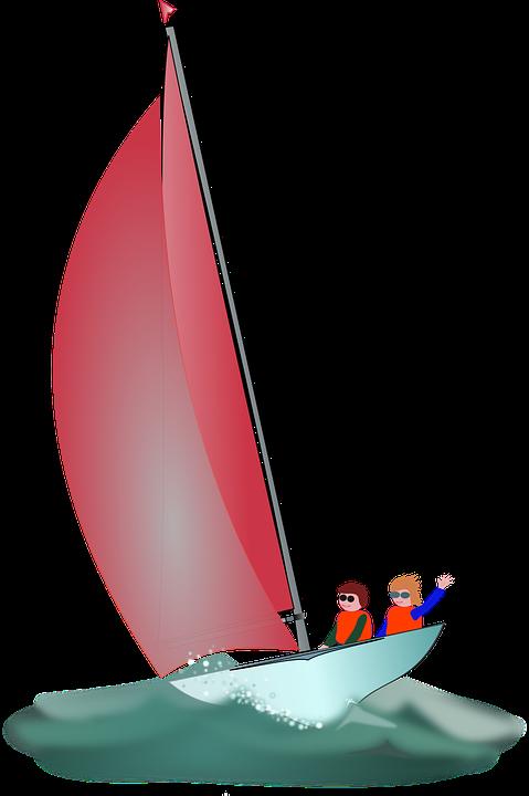 Free PNG Sailing Boats - 85162