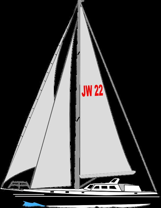 Free PNG Sailing Boats - 85161