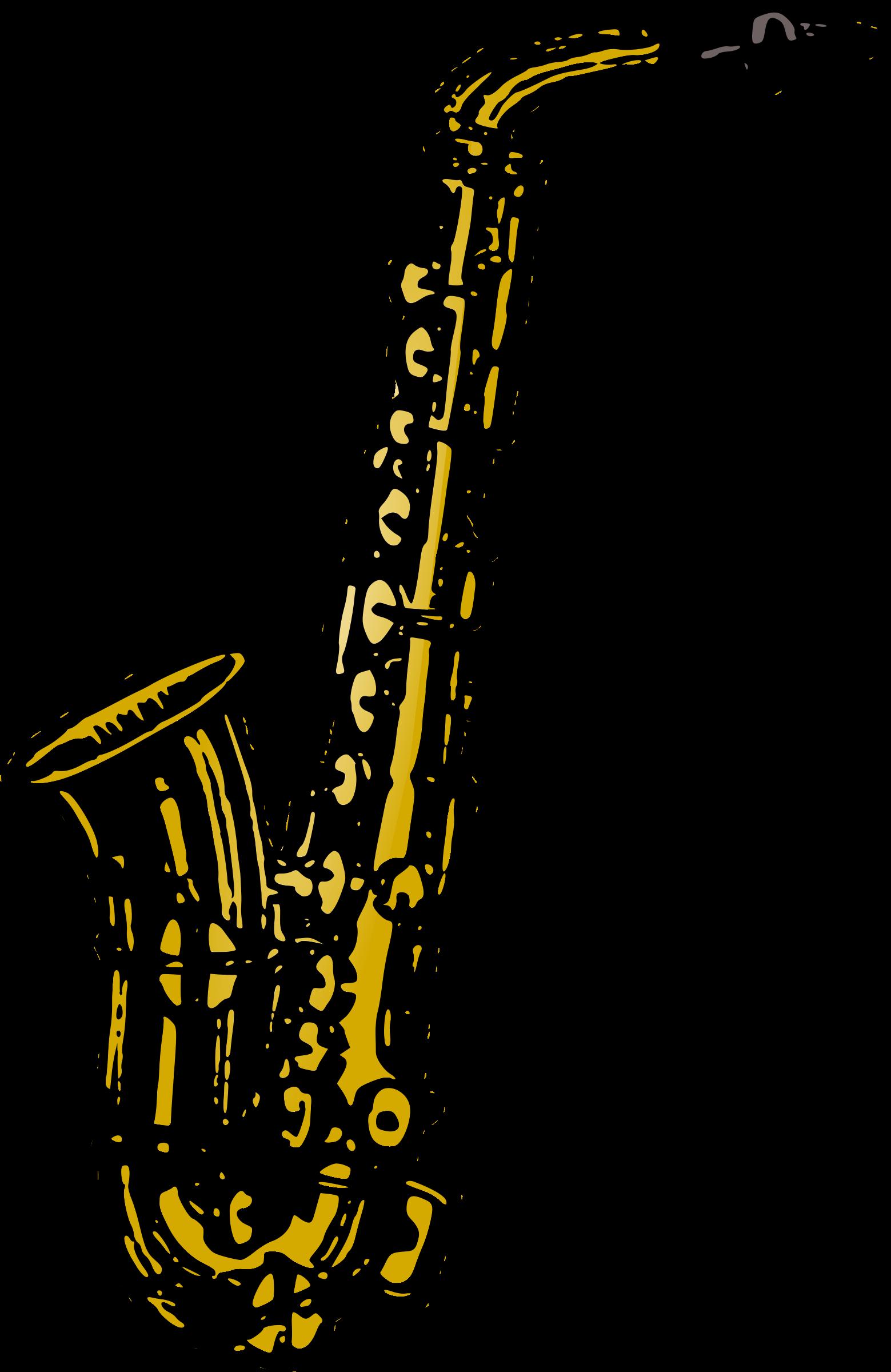 Download - Free PNG Saxophone
