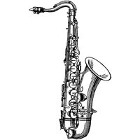 Saxophone Png Image PNG Image - Free PNG Saxophone
