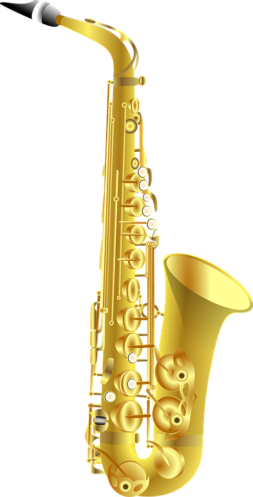 Saxophone, Sax, Instrument, Music, Jazz, Alto, Woodwind - Free PNG Saxophone