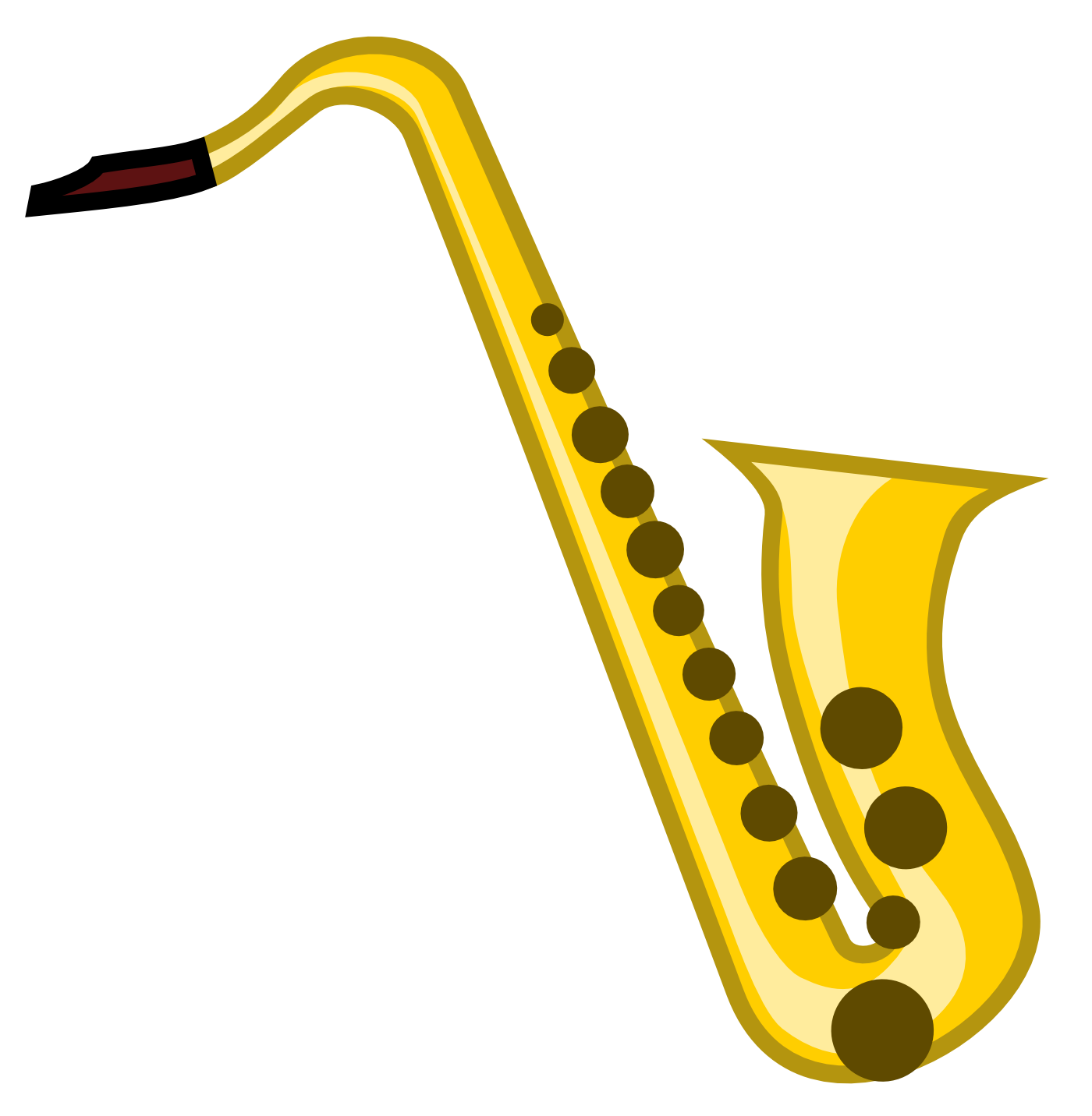 Unprotected Sax: The Best of Saxophone in EDM Playlist - Free PNG Saxophone