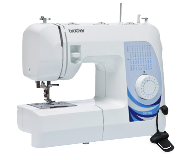 GS3700 Portable Free Arm Sewing Machine Brother - Free PNG Sewing Machine