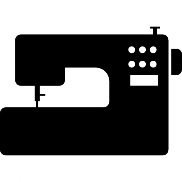 Sewing machine Free Icon