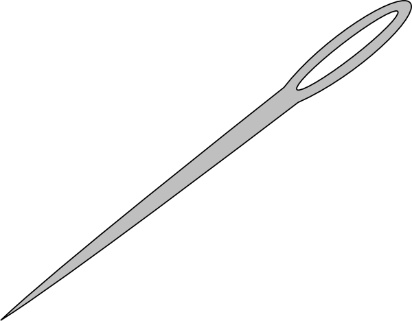 Sewing Needle PNG Images