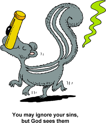 Stinky Smell Clipart - Free PNG Smelly